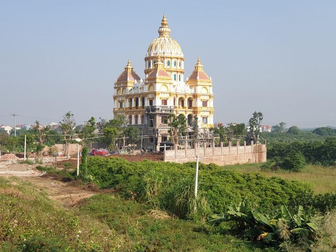 Xôn xao lâu đài khủng của đại gia Hưng Yên-2