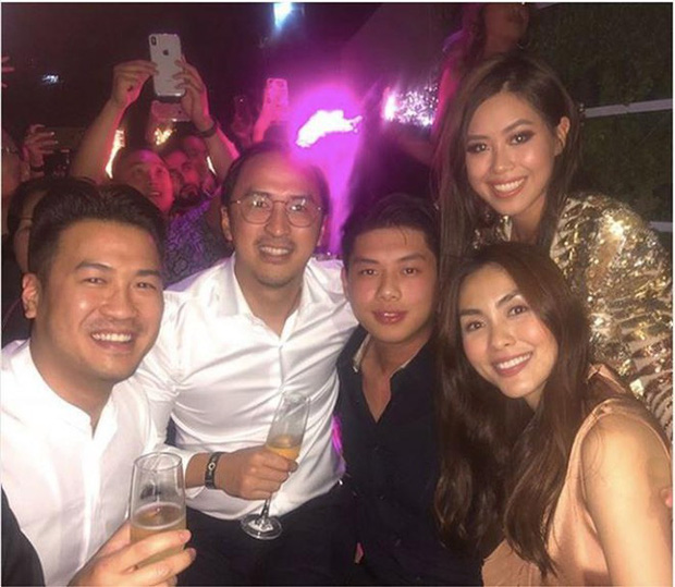 Hà Tăng - Tiên Nguyễn khoe ảnh diện bikini lấp ló vòng 1: Cặp chị em dâu hơn kém 10 tuổi gợi cảm và thân thiết nức tiếng Vbiz-6