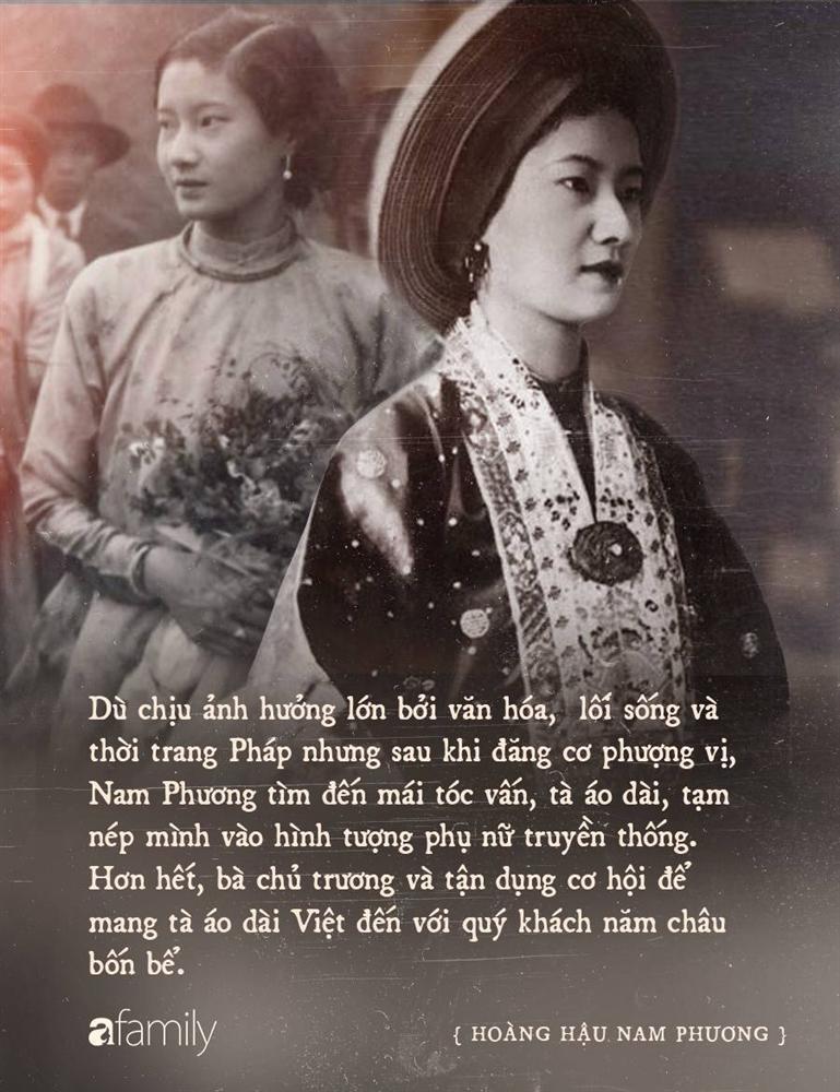 Nam Phương Hoàng Hậu: Người đàn bà phải lòng Dior nhưng phân nửa đời vẫn mực thước với Áo dài-13