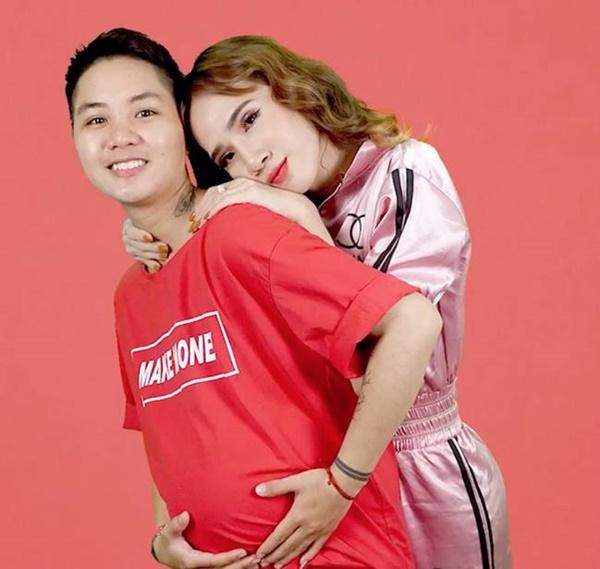 Người đàn ông Việt Nam đầu tiên mang thai đã vượt cạn thành công, tên em bé được mẹ tiết lộ có ý nghĩa bất ngờ-3
