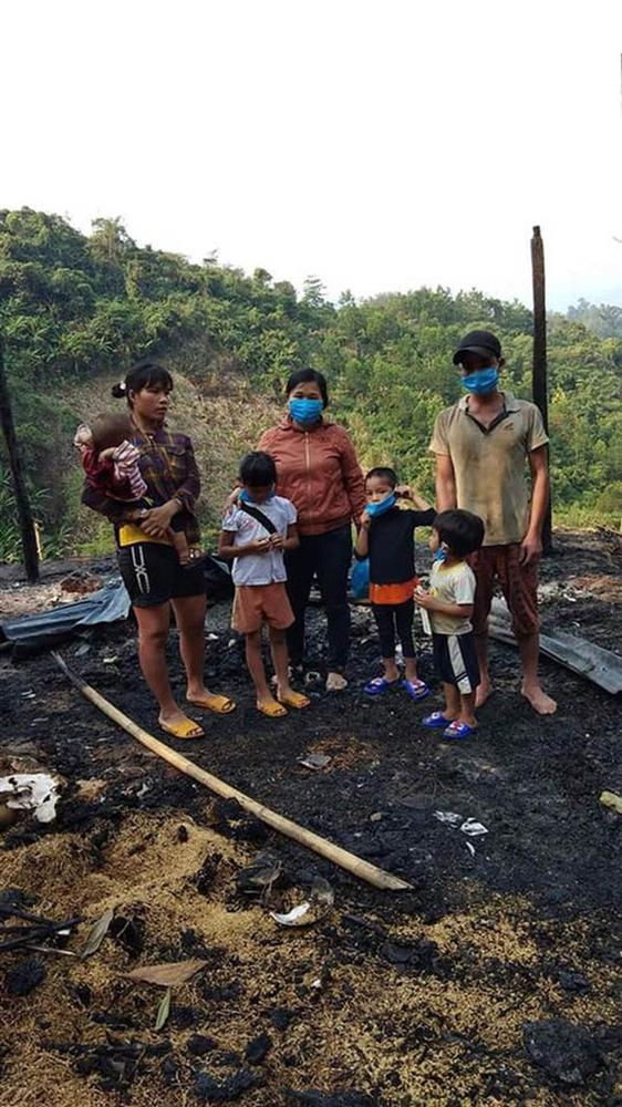 Hy hữu chuyện cháu bé 2 tuổi ở Quảng Nam gặp nạn trên trời rơi xuống-6
