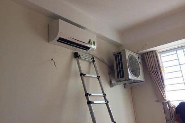 Đầu mùa lắp cục nóng điều hòa sai quá sai thế này đừng hỏi vì sao tiền điện tăng vọt-1