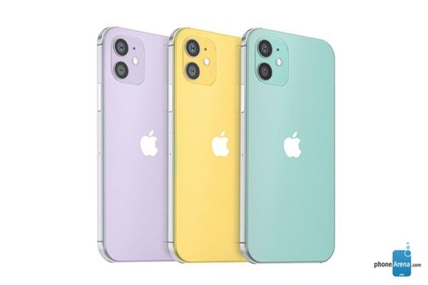 Chân dung iPhone mini sắp ra mắt-8