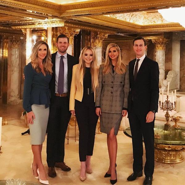 Cuộc sống hoàn toàn khác biệt với anh chị em của Tiffany Trump, người con gái bị ví là góc lãng quên của Tổng thống Mỹ-2
