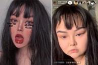 Không có gì đau đớn bằng hot girl Tik Tok tắt nhầm filter lúc livestream: Sai một li, đi một nữ thần