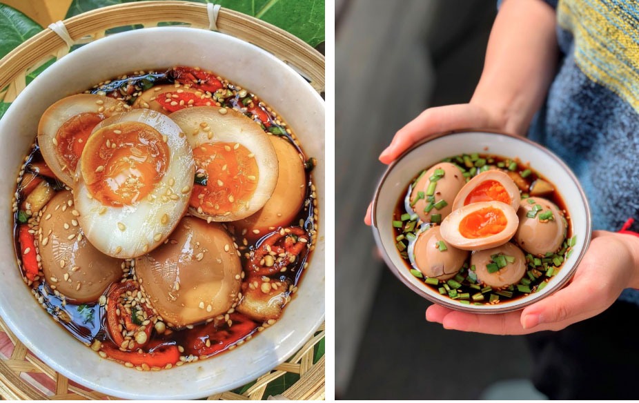 Trend ngâm tương  chưa bao giờ hết hot: Từ trứng, cua hay cá hồi ngâm tương đều được yêu thích vô cùng-3