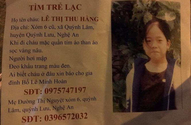 Sau cuộc gọi cho mẹ, nữ sinh 15 tuổi mất tích bí ẩn-1