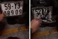Gửi xe ở chung cư đã lâu, nhưng ít ai biết kẻ gian thường sử dụng 'kĩ xảo' đặc biệt này để trộm xe đắt tiền cực nhanh gọn