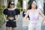 Phượng Chanel liên tục gây chú ý với gu ăn mặc-9