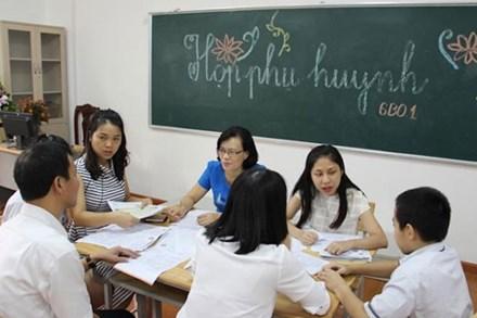 Ban đại diện cha mẹ học sinh chỉ được thu 2 khoản tiền trong năm học