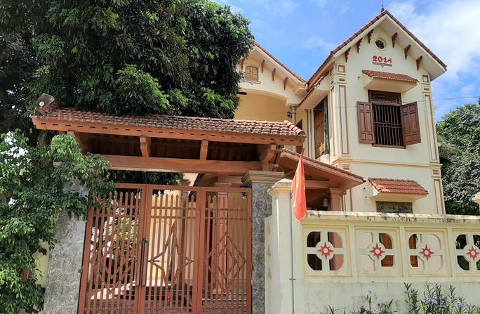 Cận cảnh những ngôi nhà của hộ cận nghèo ở xứ Thanh-1