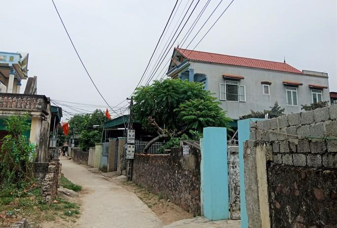 Cận cảnh những ngôi nhà của hộ cận nghèo ở xứ Thanh-13