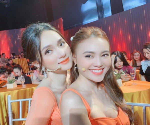 Mê mẩn trước gu thời trang chị em sinh đôi của Hương Giang và Lan Ngọc-1