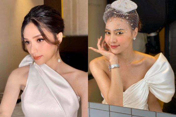Mê mẩn trước gu thời trang chị em sinh đôi của Hương Giang và Lan Ngọc-3