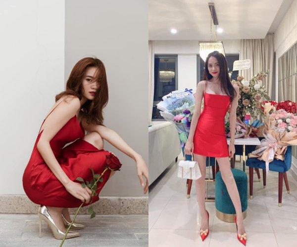 Mê mẩn trước gu thời trang chị em sinh đôi của Hương Giang và Lan Ngọc-4