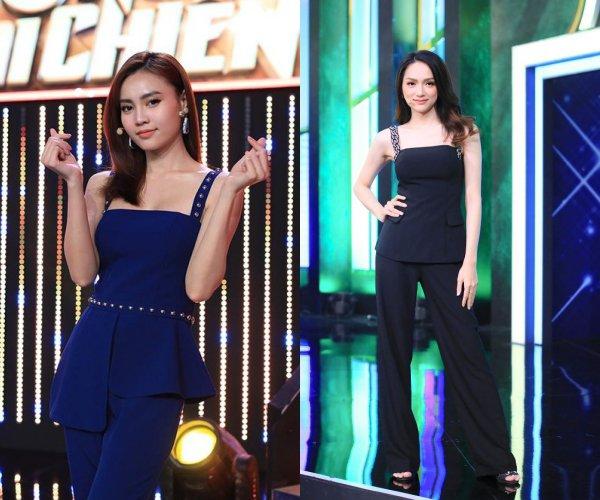Mê mẩn trước gu thời trang chị em sinh đôi của Hương Giang và Lan Ngọc-6