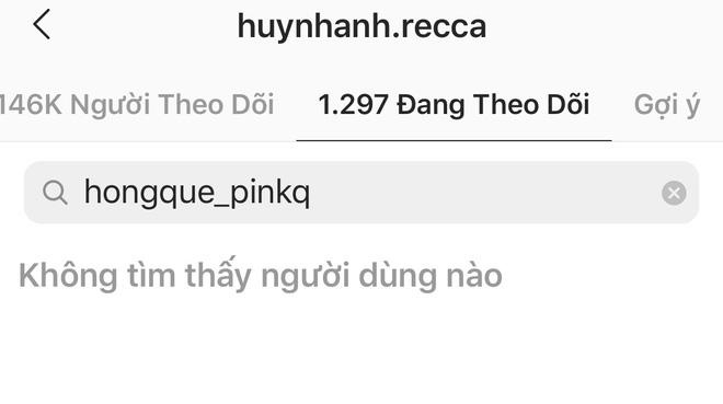 Tình tiết mới hé lộ mối quan hệ giữa Huỳnh Anh và Hồng Quế: Bất ngờ unfollow, thế có phải chấm dứt chưa?-2