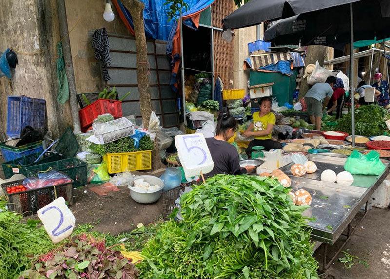 Đi chợ đầu mối, cầm 10.000 đồng đủ rau xanh ăn cả ngày cho gia đình-3