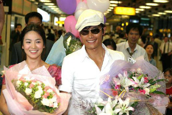 22 tuổi, Song Hye Kyo từng yêu như điên như dại một gã đàn ông đào hoa, chia tay xong đau đớn dằn vặt suy sụp tới mất ăn mất ngủ-2