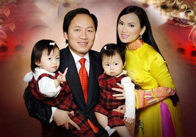 Chuyện ít biết về cuộc hôn nhân của Hà Phương với tỷ phú gốc Việt giàu nhất ở Mỹ-1