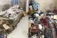 Sinh viên ở bẩn sẽ thảm họa mức nào: Rác chặn hết lối đi, băng vệ sinh dùng xong không vứt, bốc mùi hôi thối cả nhà