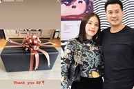 Đi nghỉ dưỡng cùng nhau, Phillip Nguyễn còn khoe quà sinh nhật và gọi Linh Rin là 'em yêu'?