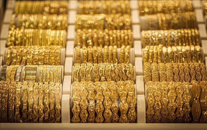 Giá vàng bật tăng trở lại sau cơn bão-1