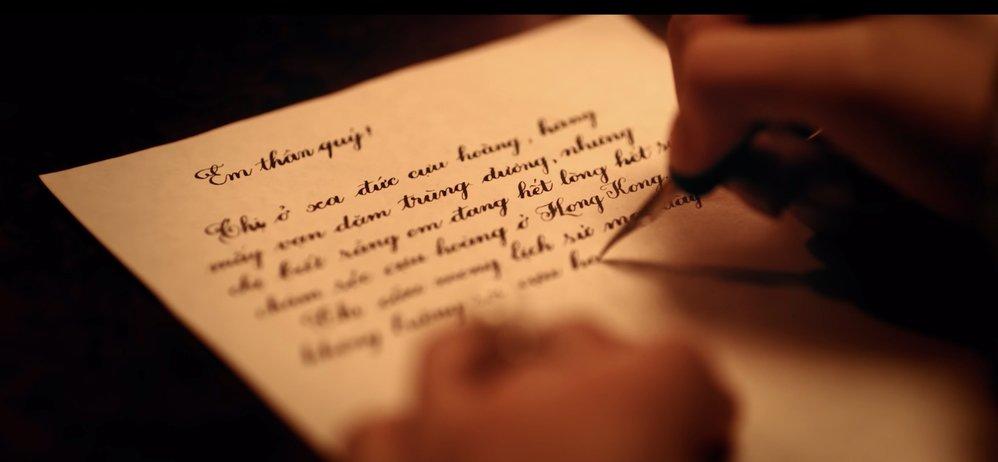 Bức thư đánh ghen Nam Phương Hoàng Hậu gửi bồ nhí của chồng gây bão MXH-9