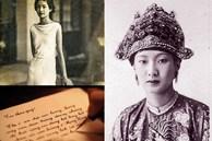 'Bức thư đánh ghen' Nam Phương Hoàng Hậu gửi bồ nhí của chồng gây bão MXH