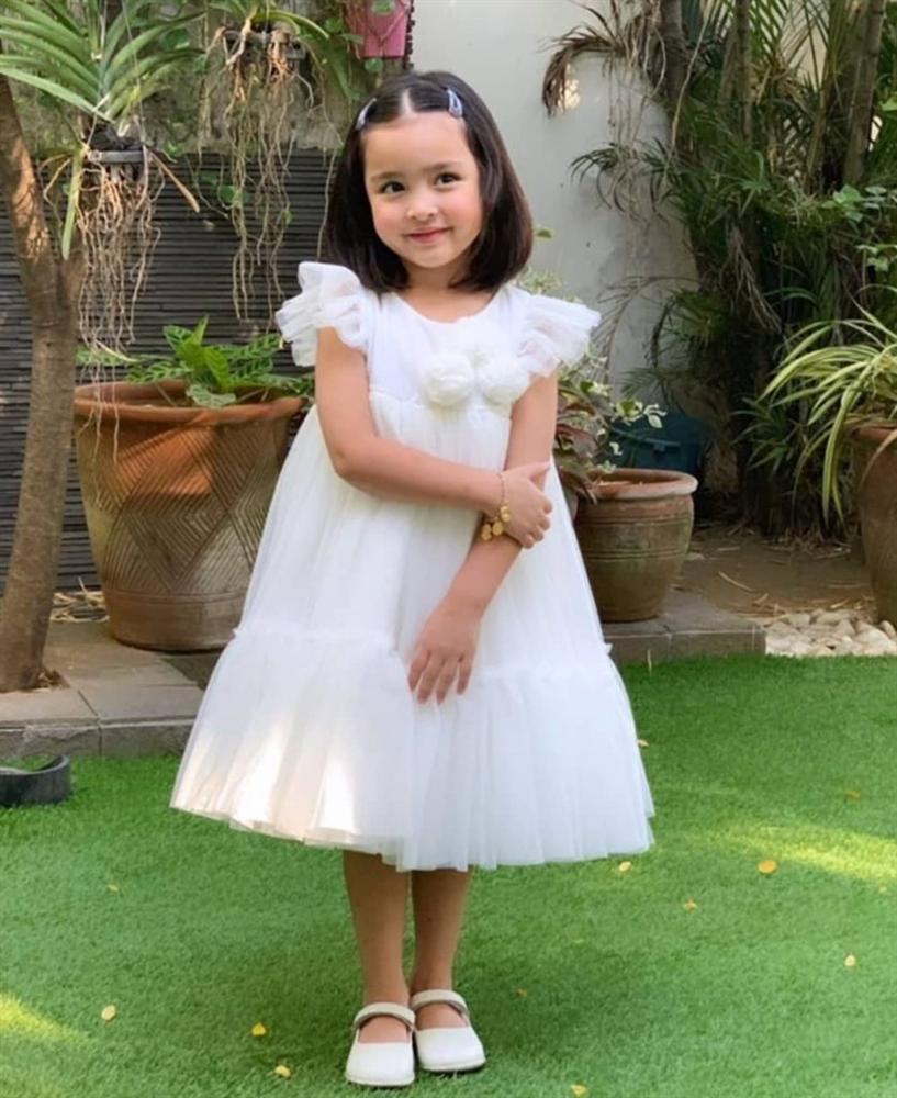 Con gái mỹ nhân đẹp nhất Philippines: 5 tuổi trở thành nữ hoàng quảng cáo, biết 2 ngoại ngữ, ấn tượng nhất khả năng làm toán do mẹ đích thân dạy-6