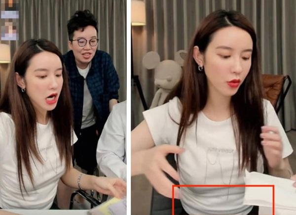 Hotgirl ngoại tình với chủ tịch Taobao lộ vòng 2 to bất thường, dân mạng suy đoán: Đã thật sự mang thai ở tuổi 32 sau nhiều lần phủ nhận?-2