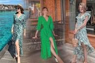 Đang cá tính, Minh Hằng chuyển sang diện váy xẻ điệu đà - item nhất định có mùa hè này
