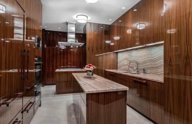 9 căn bếp giá tiền tỷ với nội thất dát vàng xa xỉ-5