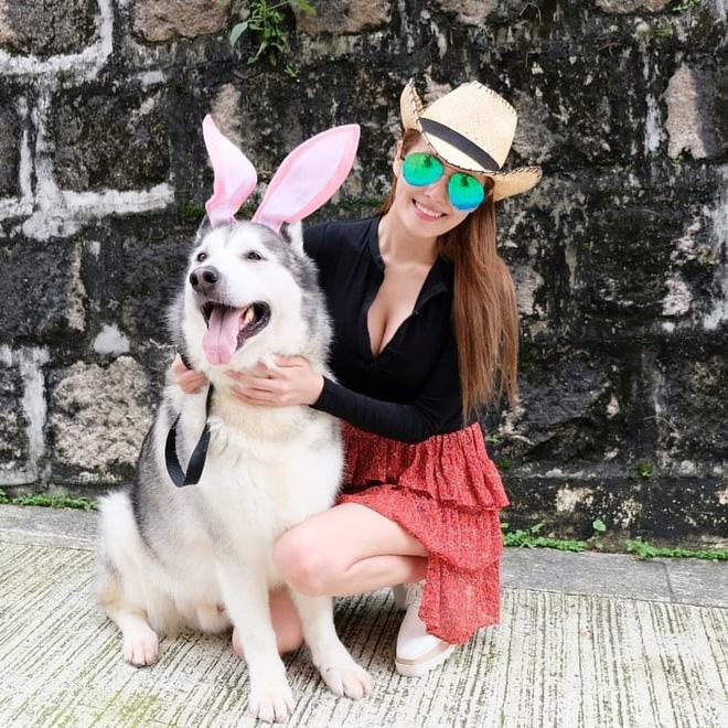 Rời TVB lấy đại gia, cuộc sống của Á hậu Hong Kong gợi cảm nức tiếng hiện ra sao?-13