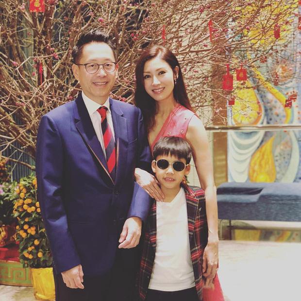 Hoa hậu đẹp nhất Hồng Kông từng dính tai tiếng giật chồng và cuộc sống hạnh phúc bên chồng đại gia-4