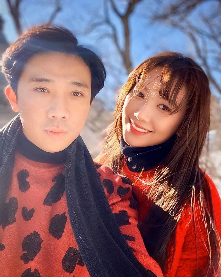 Đăng ảnh đầu tóc bết nhưng fan hâm mộ lại phát hiện ra ưu điểm nhan sắc của Hari Won-3