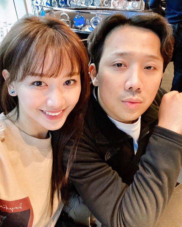 Đăng ảnh đầu tóc bết nhưng fan hâm mộ lại phát hiện ra ưu điểm nhan sắc của Hari Won-2