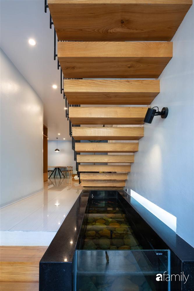 Ngôi nhà phố lấy cảm hứng từ thác nước mang đến cuộc sống an lành, thư thái cho gia đình 3 thế hệ ở Hải Dương-13