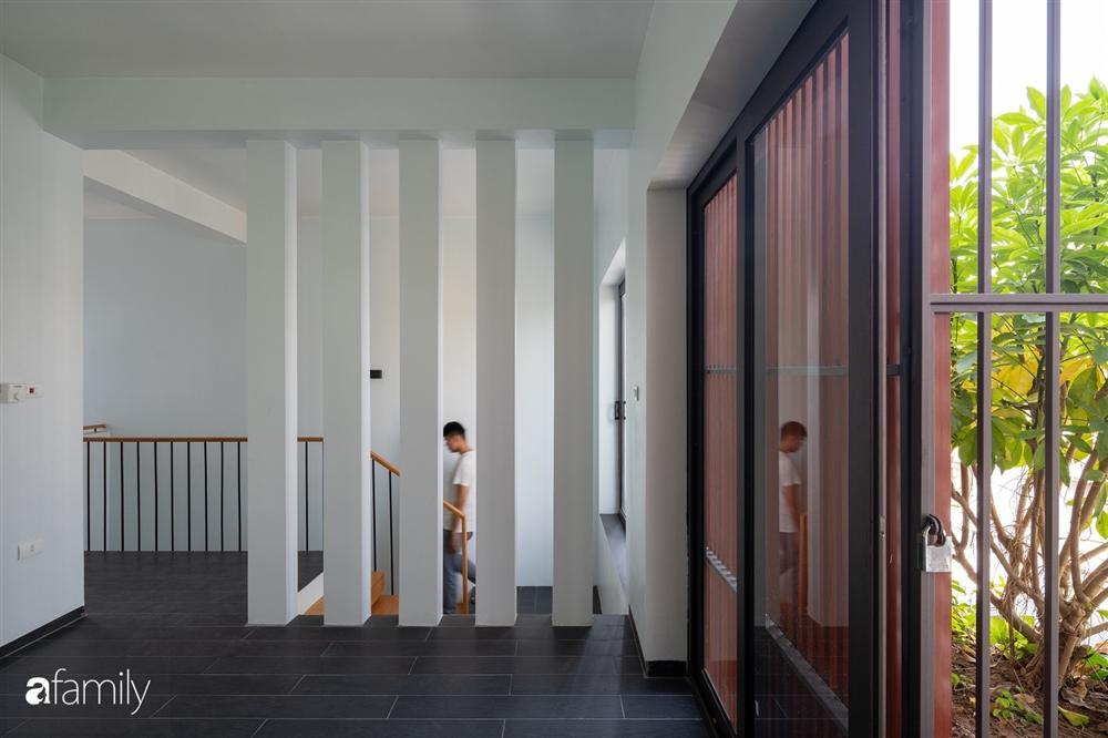 Ngôi nhà phố lấy cảm hứng từ thác nước mang đến cuộc sống an lành, thư thái cho gia đình 3 thế hệ ở Hải Dương-18