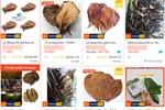 Hết lá khô 1.000 đồng, đến lượt lá bàng tươi được hét giá 100.000 đồng/kg-3