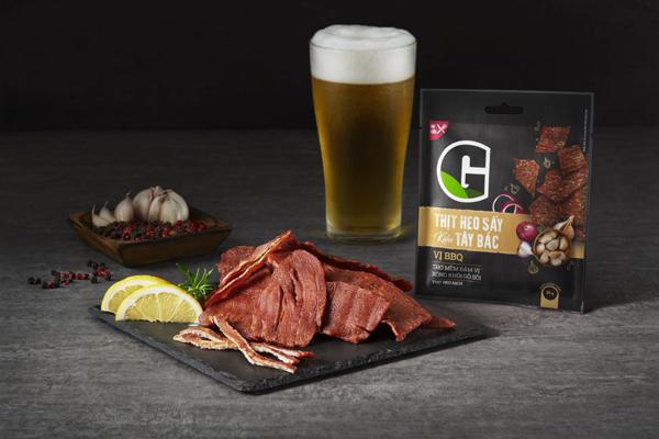 Thịt sạch G ra mắt loạt sản phẩm mới-3