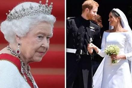 Nữ hoàng Anh từng