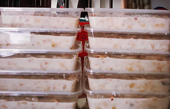 Vừa vào hè, cô nhân viên văn phòng ở Hà Nội thêm nghề làm kem chuối bán online 35 nghìn/hộp, chốt đơn mỏi tay, ngày kiếm 200 nghìn bỏ túi-4
