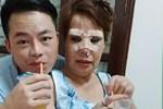 Thấy vợ 63 tuổi bị chỉ trích dao kéo nát mặt, chồng trẻ 25 khẩu chiến: Nhiều tiền ngại gì-5