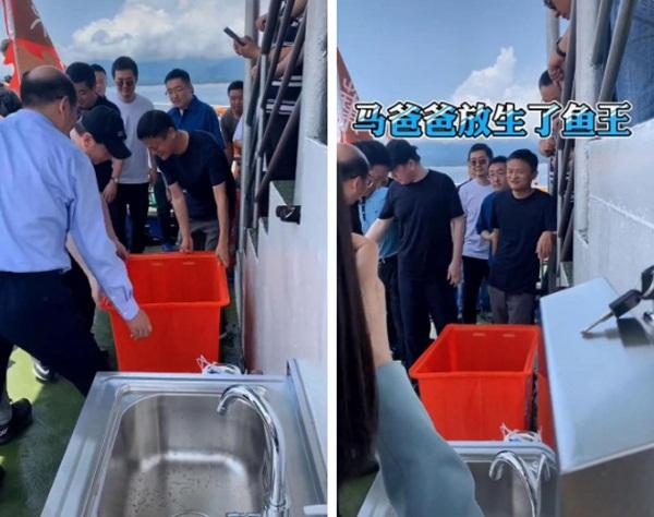 Dư luận bức xúc khi chủ tịch Taobao vừa du lịch cùng Jack Ma với hình ảnh mập mạp hơn trước và kẻ thứ 3 bị nghi đang mang thai-2