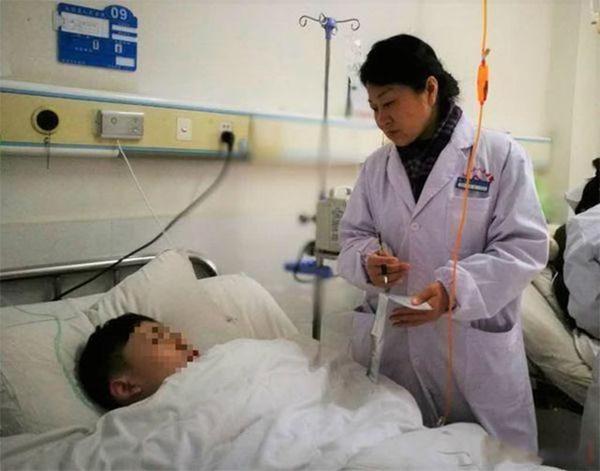 Một bên phổi của con trai bỗng biến mất một cách kỳ lạ, bố mẹ và bác sĩ bàng hoàng nhận ra đó là khối u ác tính hiếm gặp-2