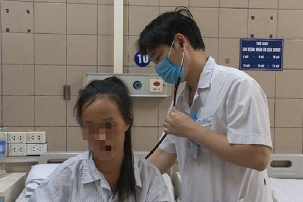 Sốc nhiệt do nắng nóng đỉnh điểm, nữ bệnh nhân hôn mê, tổn thương gan thận-1