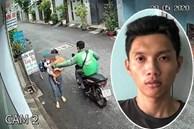 Tài xế GrabBike cướp giật điện thoại của người mẹ bồng con nhỏ ở Sài Gòn khai gì?