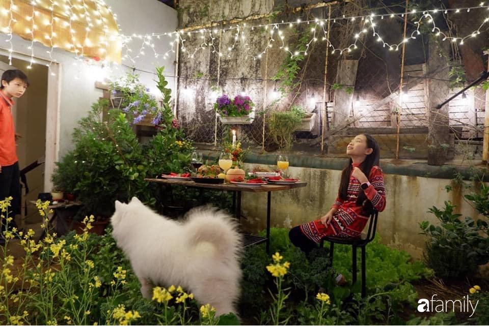 Bà mẹ trẻ ở Hà Nội chia sẻ kinh nghiệm trồng vườn treo Babylon ngay giữa lòng thành phố đã 10 năm vẫn xanh tốt-11