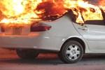 Hà Nội: Xế sang Range Rover bốc cháy ngùn ngụt trên cầu Chương Dương-7